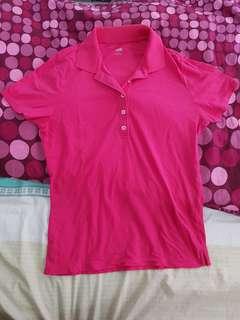 Uniqlo Pink Top