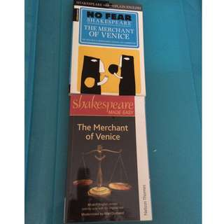 The Merchant of Venice📚Shakespeare (set of 2)