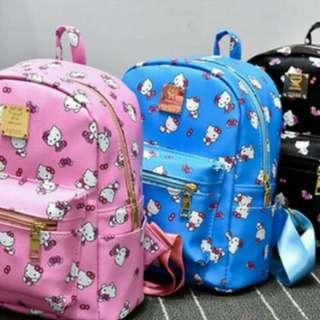 G- KT Cartoon Backpack