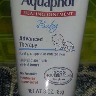 REPRICED!!! Aquaphor Healing Ointment Advanced Therapy  85g