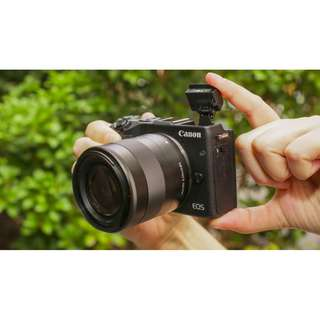 Cicilan Canon M3 Hanya 3 Menit