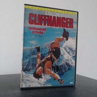 Cliffhanger 1993 DVD