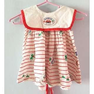 Enfant Striped Dress