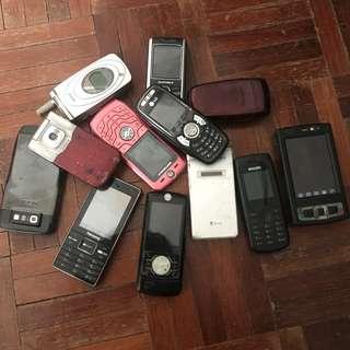 Handphone lama