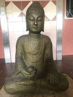 Granite Buddha