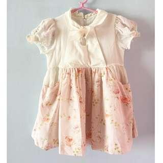 Enfant Floral Dress