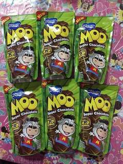 Moo choc drink 6 for 75