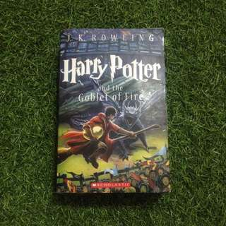 HARRY POTTER AND THE GOBLET OF FIRE (CASTLE EDITION)