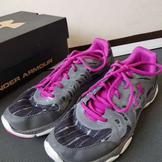 Under Armour Running Shoes (W 8.5)