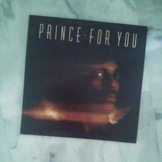 Prince For You Vinyl LP