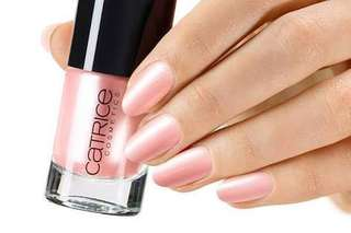 Catrice Nail Polish - Uptown Pearl