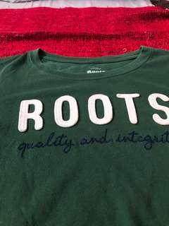 🚚 Roots 長袖上衣
