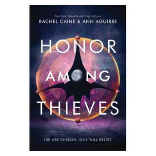 (Ebook) Honor Among Thieves by Rachel Caine, Ann Aguirre