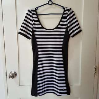 Stripes Long Shirt