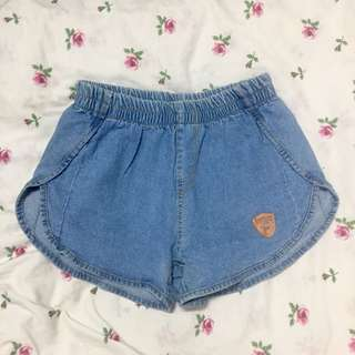 Maong dolphin short