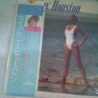 Whitney Houston Vinyl