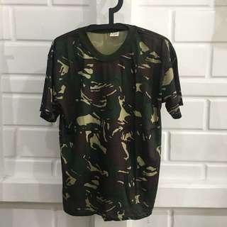 Military Printed Shirt