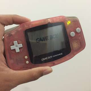 Jual Gameboy Advance Classic