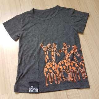 Kids Giraffes Tee (The Animal Project)