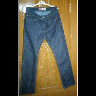 Original Levi's Skinny Jeans