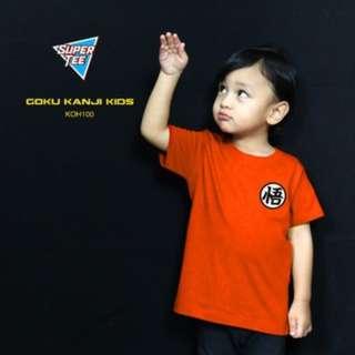 Kids T-shirt Goku Kanji