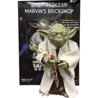 Latest Star Wars Master YODA Collectible Toy
