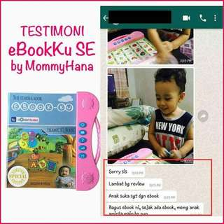 EBook Mummy Hana
