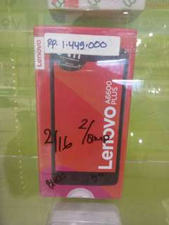Promo lenovo 6600 dp hanya 450 dan dapat hadiah langsung