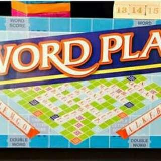 Scrabble / Word Play