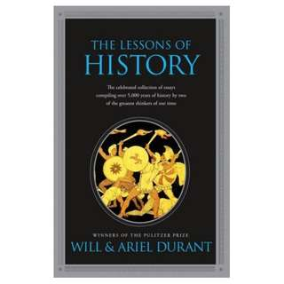 (Ebook) The Lessons of History by Will Durant, Ariel Durant