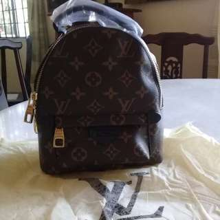 Louis Vuitton Mini Backpack Monogram