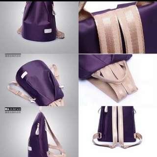 Anti-theft Korean Bagpack (waterproof)
