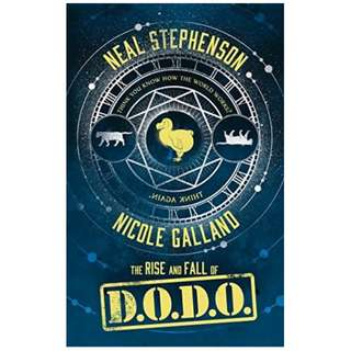 (Ebook) The Rise and Fall of D.O.D.O. by Neal Stephenson, Nicole Galland
