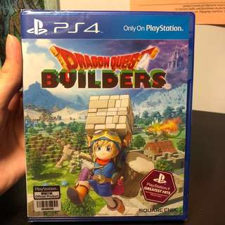 BN PS4 Dragon Quest Builder