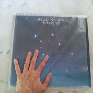 Willie Nelson Stardust Mobile Fidelity