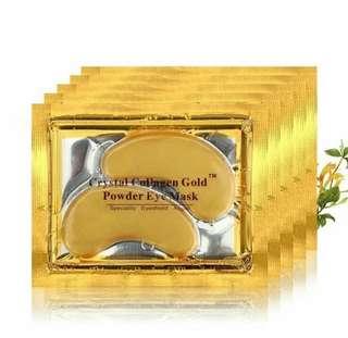 Crystal Collagen Gold - Power Eye Mask ✨
