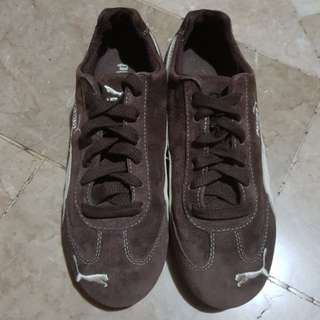 Puma gamusa shoes