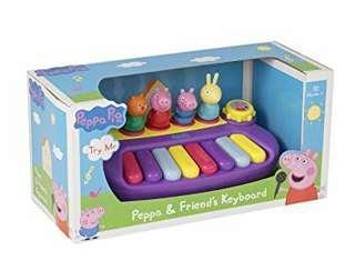 Peppa Pig - Peppa & Friend's Keyboard