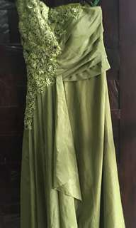 preloved long gown