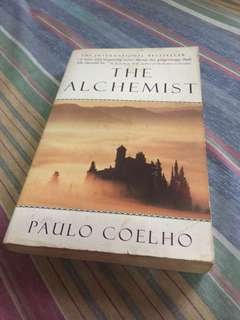 The Alchemist by Paolo Coelho