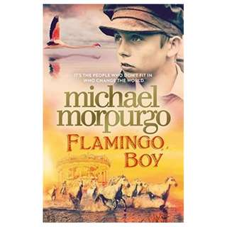 (Ebook) Flamingo Boy by Michael Morpurgo