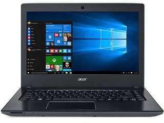 Kredit Laptop Acer E5 475G Core i5 Gratis 1x cicilan Proses 10mnt