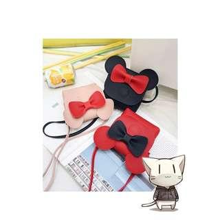 PRE ORDER: Ribbon Sling bag