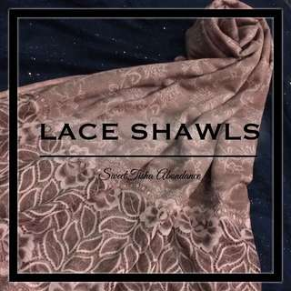 LACEY SHAWL