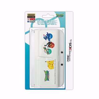 (BRAND NEW) HORI POKEMON CARD CASE COVER FOR NEW 3DS LL (ALOLA)