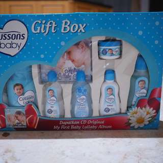 Cussons Gift set