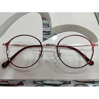 Latest arrival - korean style Quality trendy round shape frame