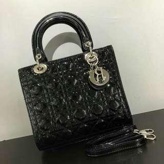 Lady Dior Black