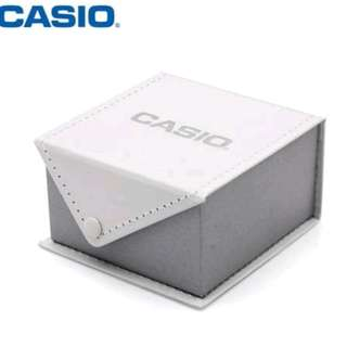 Casio Watch Gift Box