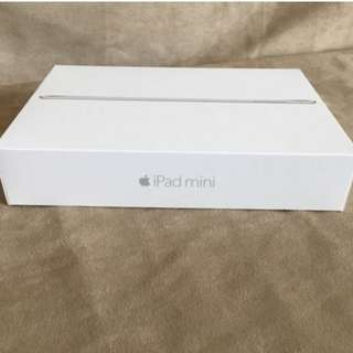 Apple iPad mini 4 >>BOX ONLY<< Excellent Condition